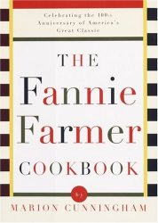 Marion Cunningham: The Fannie Farmer Cookbook: Anniversary