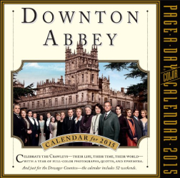 Workman Publishing: Downton Abbey 2015 Page-A-Day Calendar