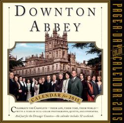 Workman Publishing: Downton Abbey 2015 Page-A-Day Calendar