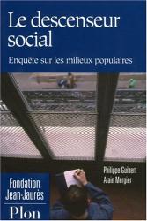 Philippe Guibert: Le descenseur social : Enquête sur les milieux populaires