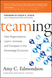 Amy C. Edmondson: Teaming: How Organizations Learn, Innovate, and Compete in the Knowledge Economy