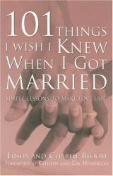 Linda Bloom: 101 Things I Wish I Knew When I Got Married