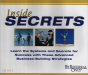 Joe Stumpf: Inside Secrets: Learn the Systems and Secrets for Success with These Advanced Business Building Strategies (For Real Estate and Mortgage Professionals)