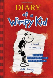 Jeff Kinney: Diary of a Wimpy Kid, Book 1