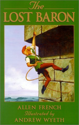 Allen French: Lost Baron: A Story of England in the Year 1200 (Adventure Library (Warsaw, N.D.).)
