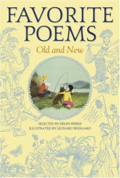 Helen Ferris Tibbets: Favorite Poems Old and New: Selected For Boys and Girls