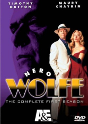 : Nero Wolfe - The Complete First Season