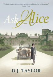 D.J. Taylor: Ask Alice