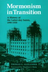 Alexander: Mormonism in Transition