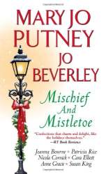 the Wenches: Mischief and Mistletoe (mass market release)