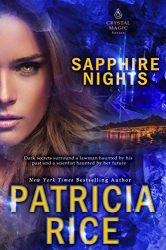 Patricia Rice: Sapphire Nights (Crystal Magic Book 1)