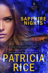 Patricia Rice: Sapphire Nights (Crystal Magic Book 1)