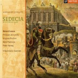 Scarlatti Alessandro - Sedecia, re di Geruselemme: Gérard Lesne - Il Seminario musicale