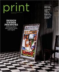 : Print - Americas Graphic Design Magazine
