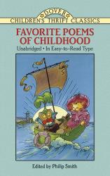 : Favorite Poems of Childhood (Dover Children's Thrift Classics)