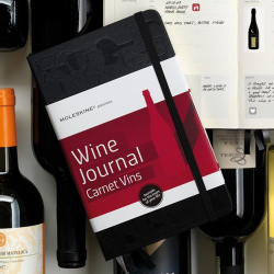 : Moleskine® Wein-Journal Wine Passions