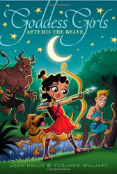 Joan Holub: Artemis the Brave