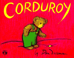 Don Freeman: Corduroy (Picture Puffins)