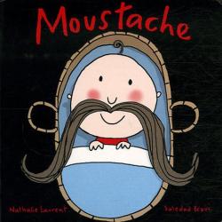 nathalie laurent: moustache