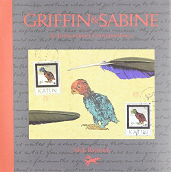 Nick Bantock: Griffin & Sabine:  An Extraordinary Correspondence
