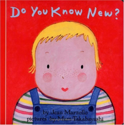 Jean Marzollo: Do You Know New? (Harper Growing Tree)