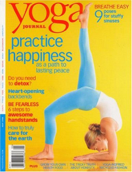 Yoga Journal: Yoga Journal - Magazine Subscription