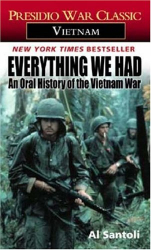 Al Santoli: Everything We Had: An Oral History of the Vietnam War