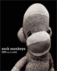 Arne Svenson: Sock Monkey: 200 out of 1,863