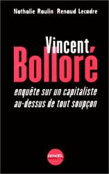 Raulin: Vincent Bolloré. Enquête sur un capitaliste au-dessus de tout soupçon