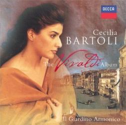 Antonio Vivaldi - Cecilia Bartoli - The Vivaldi Album / Il Giardino Armonico