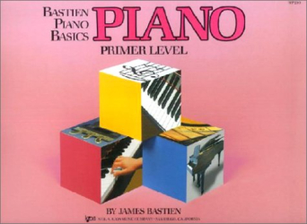 Jane Bastien: Bastien Piano Basics: Piano (Primer Level, Wp200)