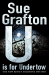 Sue Grafton: U is for Undertow