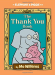 Mo Willems: The Thank You Book (An Elephant and Piggie Book)