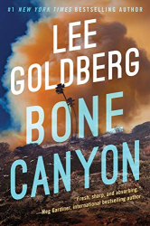 Goldberg, Lee: Bone Canyon (Eve Ronin, 2)