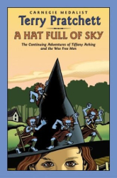 Terry Pratchett: A Hat Full of Sky