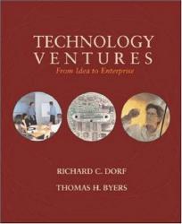 Dorf & Byers: Technology Ventures