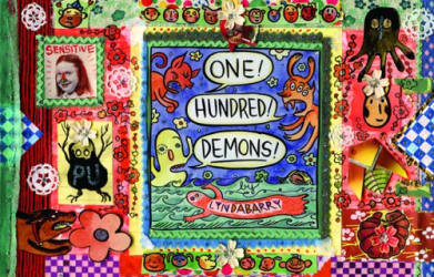 Lynda Barry: One Hundred Demons