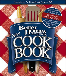 : Better Homes and Gardens New Cook Book