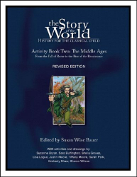 : The Story of the World:  Activity Book 2: The Middle Ages