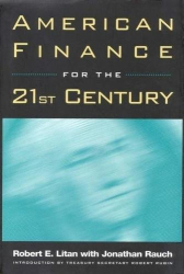 : American Finance for the 21st Century