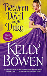 Kelly Bowen: Between the Devil and the Duke