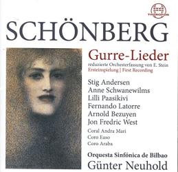 Orquesta Sinfonica de Bilbao - Schoenberg: Gurre-Lieder