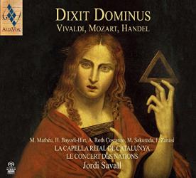 Jordi Savall - Dixit Dominus - Music of Vivaldi, Mozart & Handel