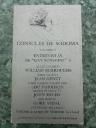AAVV: Consules De Sodoma II (Spanish Edition)