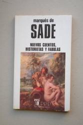 Sade: Nuevos cuentos, historietas y fábulas completas