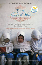 Greg Mortenson: Three Cups of Tea