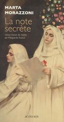 Marta Morazzoni: La note secrète