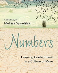 Melissa Spoelstra: Numbers - Women's Bible Study - Learning Contentment in a Culture of More
