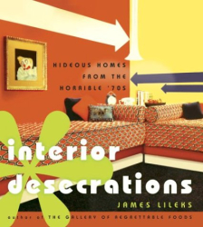 JAMES LILEKS: Interior Desecrations : Hideous Homes from the Horrible '70s