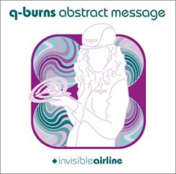 Q-Burns Abstract Message -
